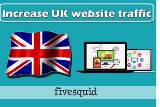 I will Provide Website Traffic [ UK ]