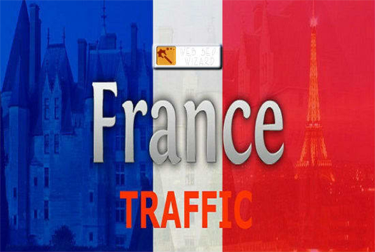 I will Provide Website Traffic [ FRANCE ]