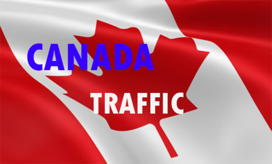I will Provide Website Traffic [ CANADA ]