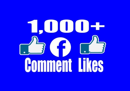 I will Give You Real 1,000+ Facebook Comments Likes