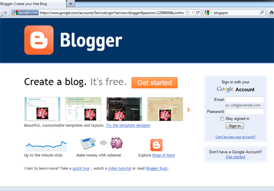"""remove """"Powered by Blogger"""" from your BlogSpot blog"""