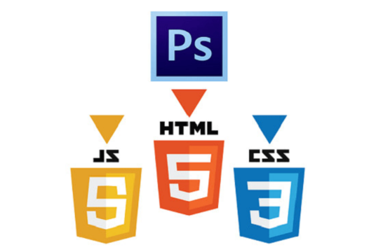 I will Convert Psd,Jpg,Sketch,Xd To Responsive HTML Website Using Bootstrap 4