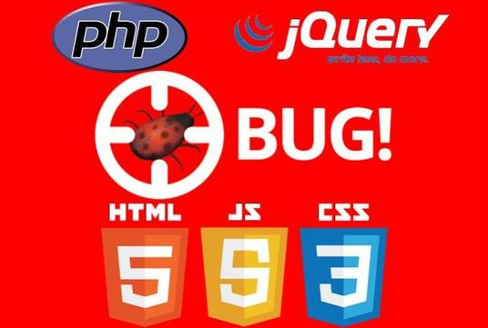I will fix php mysql jquery bugs