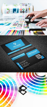 print 500 x Business Cards On Premium Silk Board with FREE UK Delivery