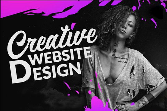 I will Design Custom Website Or Landing Pages