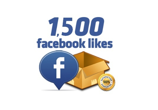 I will give you 1500+ non-drop facebook fan page likes