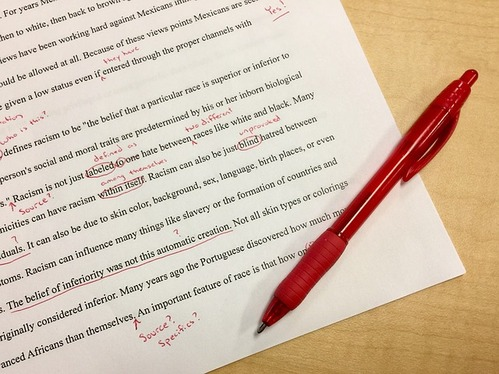 copyedit & proofread any digital documents to ensure no grammatical errors - up to 1000 words