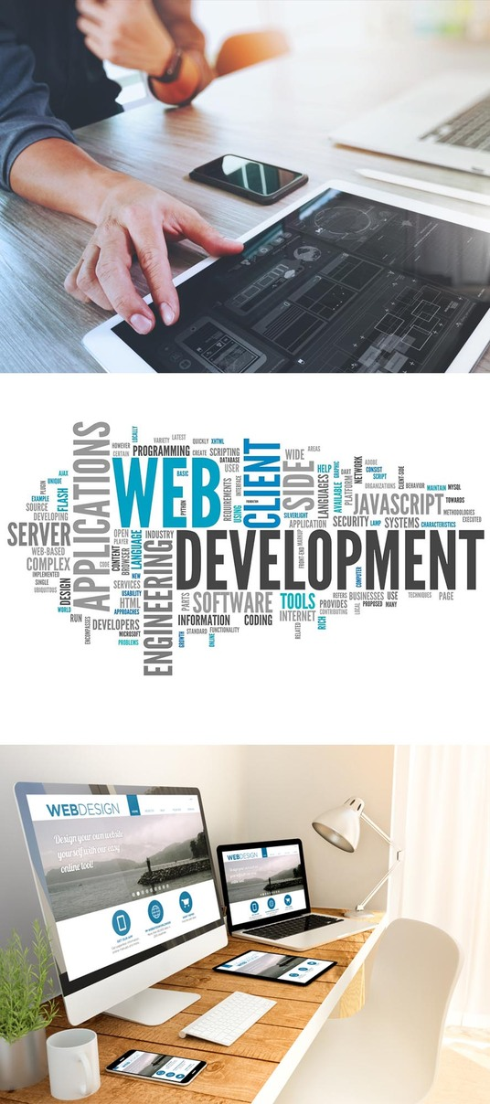 I will Design A Professional Website in a UK Based Studio