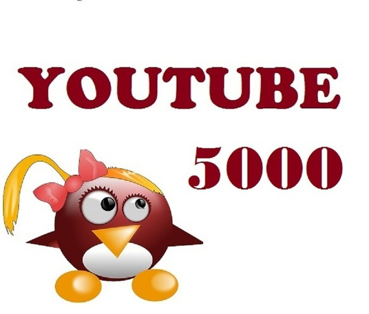 I will provide 5000 Youtube views, Splitable
