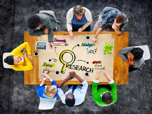 do Market Research and Digital marketing for you