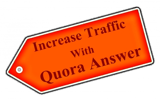 I will Provide your website/businesses related 5 Quora Answer with clickable Backlinks