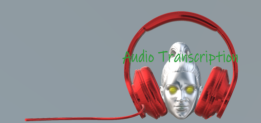 I will transcribe English audio to text and provide you with a professionally formatted transcrip