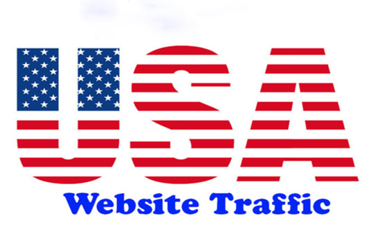 I will give you Keyword Targeted Organic Website Traffic USA By Google Yahoo Bing