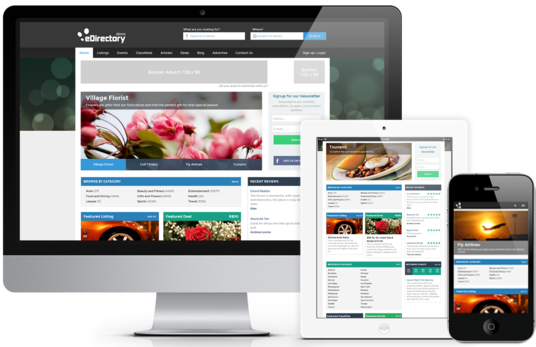 I will build a professional website for your business up to 5 pages