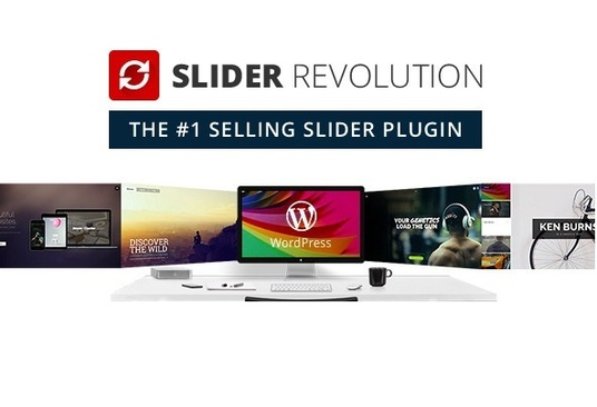I will Create Amazing Revolution Slider or Fix within 24 hours