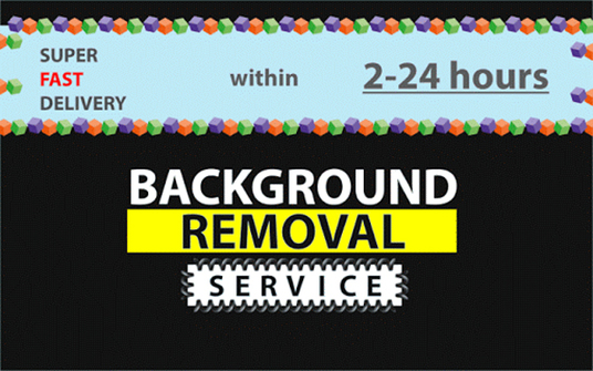 I will remove background of your logo, image, pic