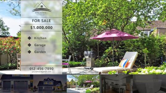 do real estate promotion video