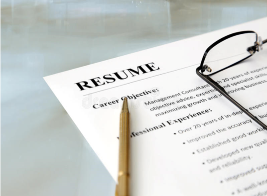 I will Provide Professional Resume, Cover Letter and Linkedin Services