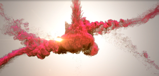 Create Colorful Smoke Video Intro