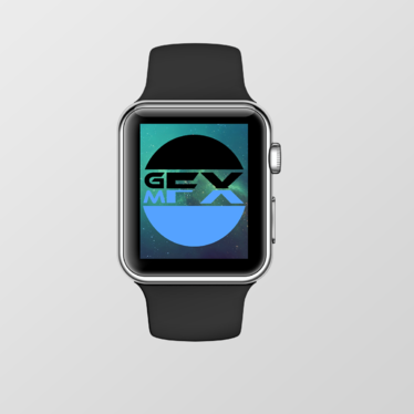 create your logo on watch