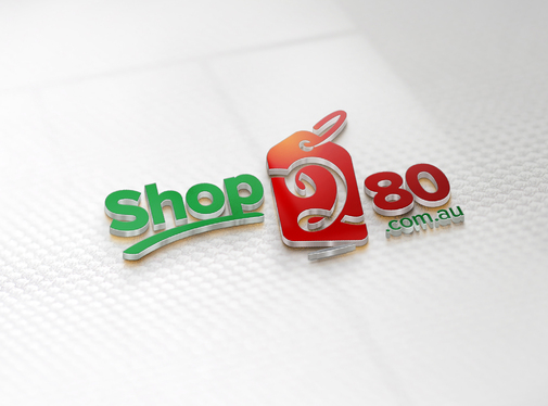 Design Ecommerce, Shopify, Ebay, Shop Or Online Store Logo