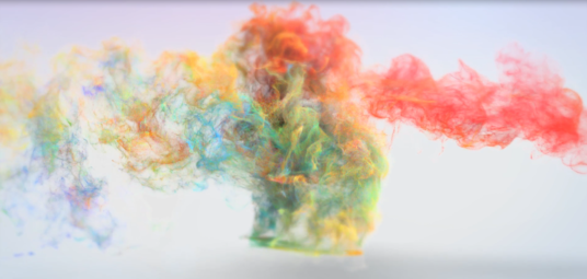 Create Colorful Smoke Intro