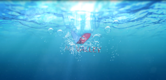 I will Put Your Logo In To The Under Water