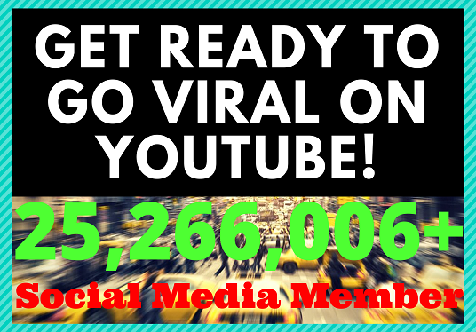 I will do viral youtube promotion and trending video