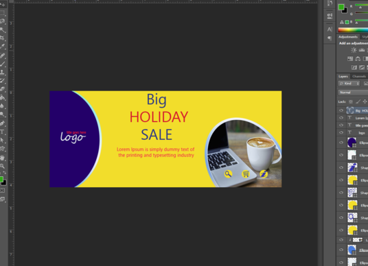 I will create your Web Banner Design Professionally