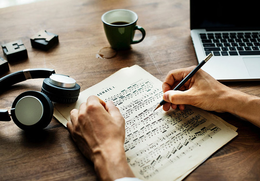 I will write 1 piece of background music, or a jingle for your video or advert - of any length