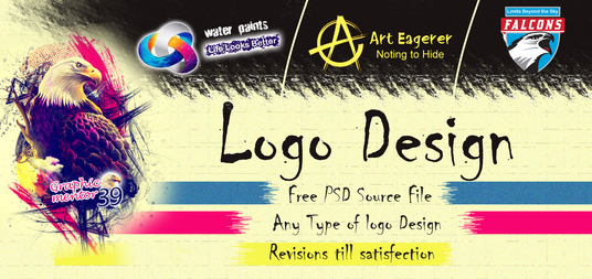 I will design an awesome logo design