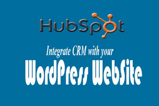 integrate hubspot crm with wordpress