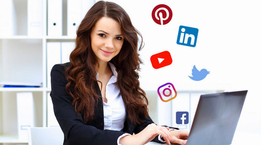 I will Be Your Social Media Marketing Manager For Social Media Marketing