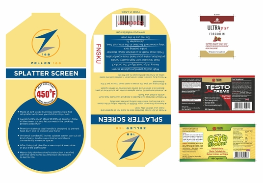 I will design eye catching labels