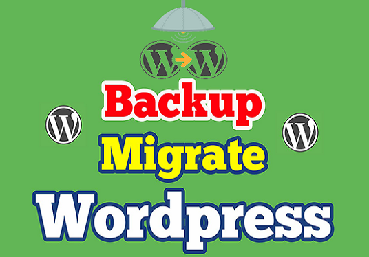 I will Migrate, Clone, Backup Your Wordpress Website