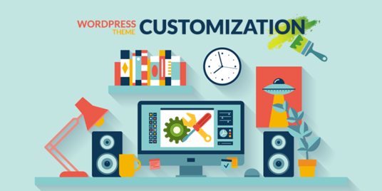I will  Customize Or Redesign WordPress Website