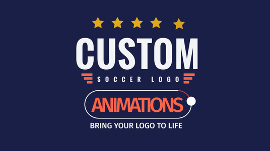 I will Produce A Custom Football Or Sport Logo Animation