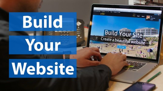 create and design a professional WordPress website