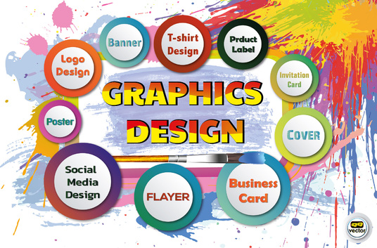 I will Do Any Types of Graphics Design