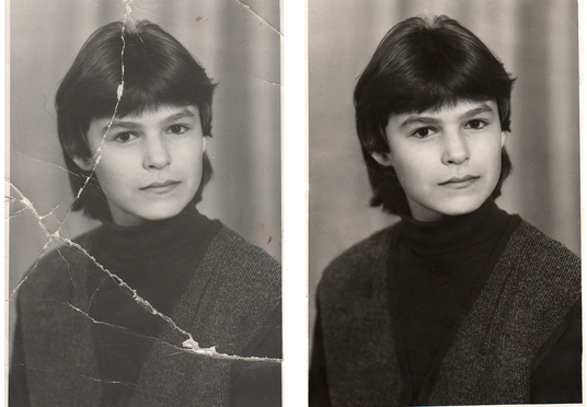 I will retouch and restore your old damaged photo in 24 hours