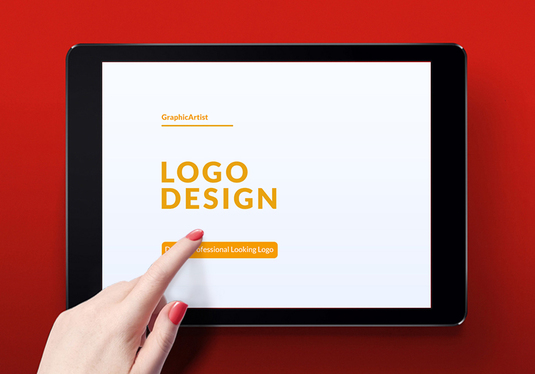 design great looking MODERN LOGO design