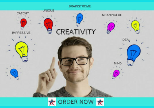 Create Catchy Business name, Brand name with exact domain