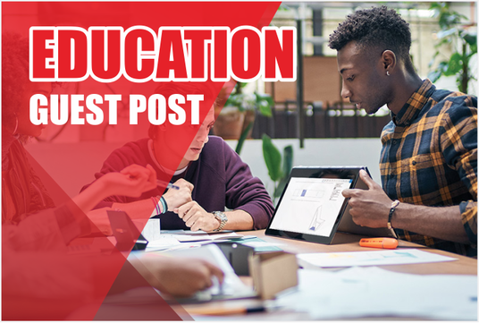 I will do guest post on EDUCATION related blogs
