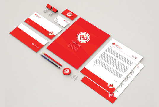 I will design business card, letterhead or branding stationery