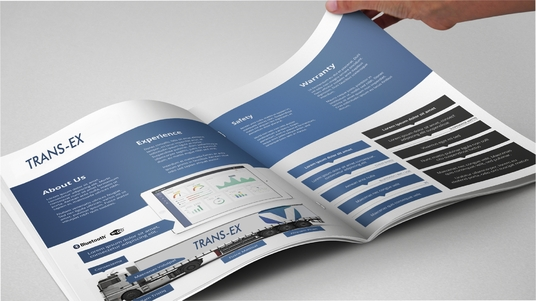 I will create leaflet, brochure, poster