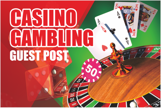 I will do guest post on casino or gambling related blogs
