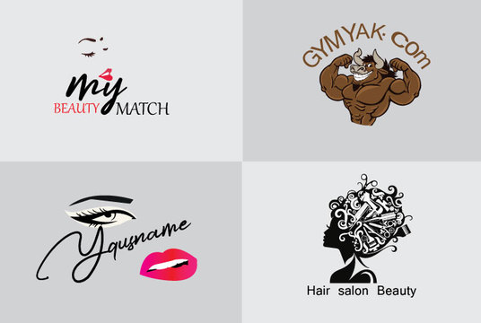 Design High quality,Unique and professional Vector LOGO for your business