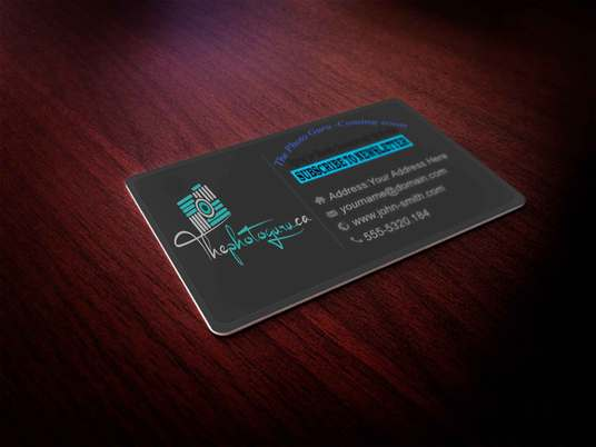 I will create Design Business Card With three Concepts