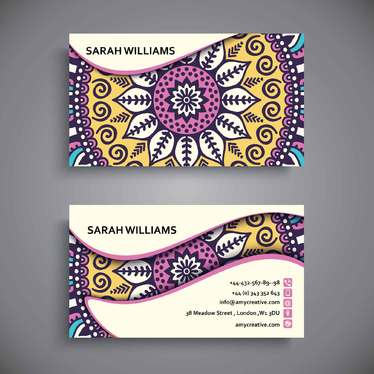 create business card