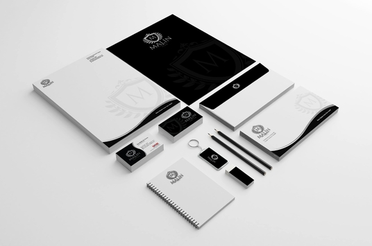 I will design eye-catching letterhead, business cards or stationery